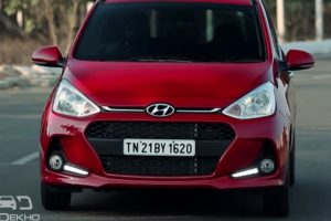 Hyundai Grand i10 Facelift launched in India at Rs.4.58 lakh