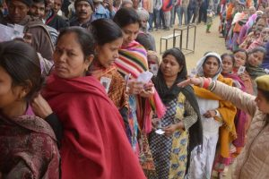 More women vote than men in Punjab polls