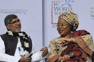 Theft at Satyarthi's house, Nobel citation stolen