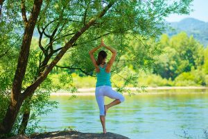 Yoga can help relieve back pain