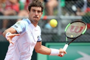 Italy defeat defending champion Argentina in Davis Cup