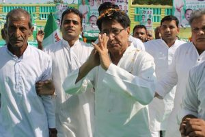 The fourth factor in UP poll