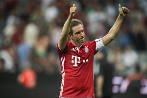 Bayern Munich captain Philip Lahm to retire at end of season