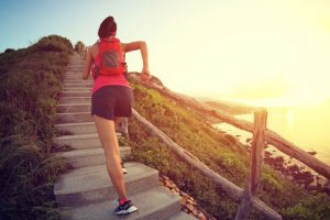 Climbing stairs may reduce hypertension