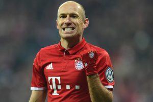 Still passionate about football, insists Bayern Munich star Arjen Robben