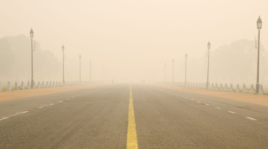 Delhi, Air quality, Pollution