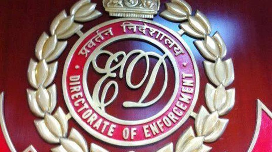 Enforcement Directorate, properties seized, IAS officer, Bihar