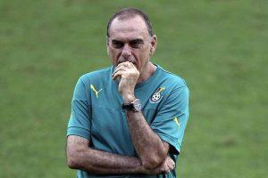 Ghana football team coach Avram Grant quits