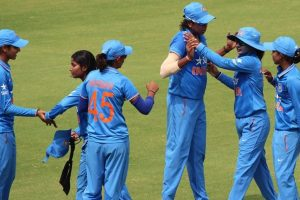 India beat Thailand by 9 wickets in women's World Cup Qualifier