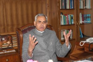 Sports academy for talented deprived children soon: Governor Acharya Devvrat