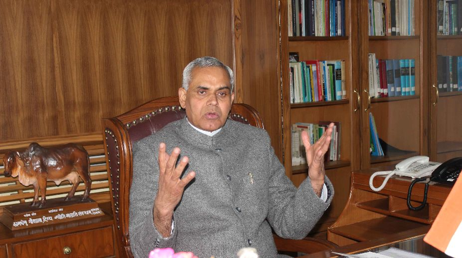 Acharya Devvrat, HP Governor, deprived children, Sports academy