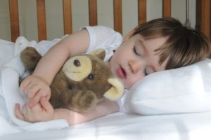 Regular naps help toddlers learn language better