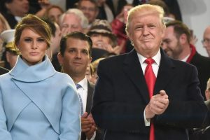 Melania parents become US citizens using 'chain migration' Donald Trump denounces