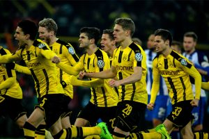 Team spirit is new coach Peter Stoeger's biggest challenge at Dortmund