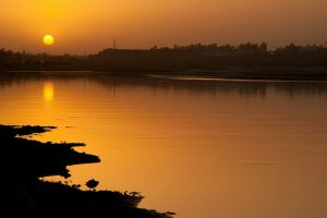 Amid the stink, Yamuna bank dwellers brace for floods with fortitude
