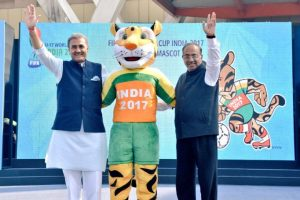 Official mascot of FIFA U-17 World Cup unveiled