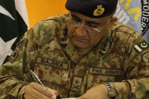 Committed to countering terror groups in Pak: Bajwa assures US