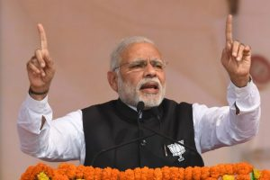 Why were scams under Mayawati never probed, Modi asks Akhilesh
