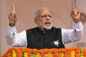 Shame on politicians who question valour of jawans: PM Modi