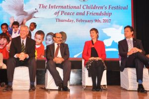 International Children's Fest celebrates myriad hues of learning
