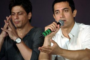 Took 25 years for SRK, Aamir to pose together
