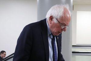 Bernie Sanders calls Trump 'delusional'