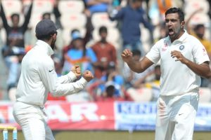 Hyderabad Test: India on top as Bangladesh reach 246/6 at tea