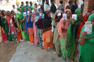 UP polls: Over 63% voting in first phase