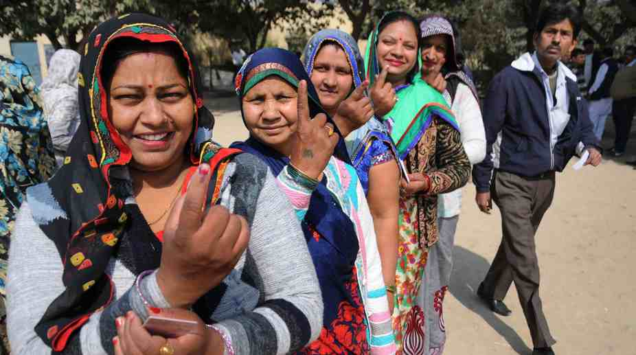 Citing TMC violence, BJP seeks Central forces for panchayat polls