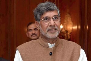Pained by theft of Nobel citation: Satyarthi