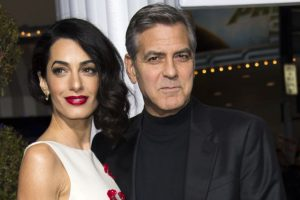 George Clooney gifts neighbours holiday package