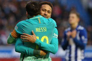 La Liga: Barcelona keep pressure on leaders Real Madrid