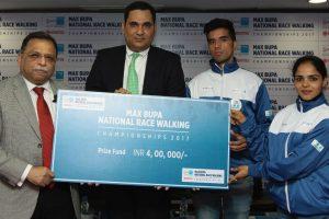 Race walker Khushbir Kaur poised to break national record