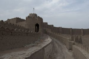 The Great Wall of Sindh