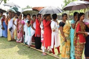 Final phase of UP Assembly polls 2017 records large turnout of women voters
