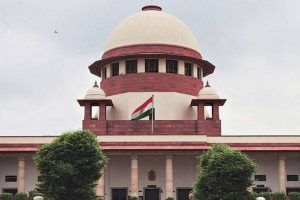 More courts, hospital not an ideal situation for society: SC jugde