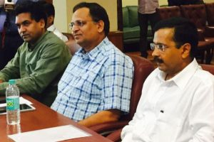 Reforms in health, education will be AAP's legacy, says Satyendra Jain