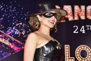 Rangoon: Kangana Ranaut sets a thriller night
