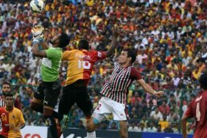 I-League: East Bengal, Mohun Bagan play out goalless draw