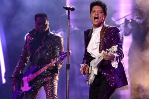 Grammys: Bruno Mars, Morris Day, The Time pay tribute to Prince