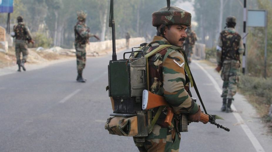 Solider killed in ongoing encounter in Kashmir's Kulgam
