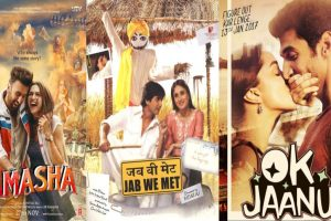 Valentine's Special: Five Bollywood movies that are high on romance
