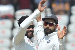 Hyderabad Test: India tame Bangladesh by 208 runs