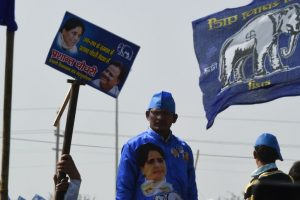 Mayawati's campaign turns a new leaf in Uttar Pradesh