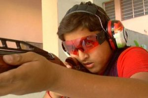 Indian teen shooting prodigy Shapath Bharadwaj all set for World Cups
