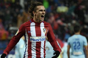 La Liga: Griezmann seals Atletico fightback, Sevilla stay third