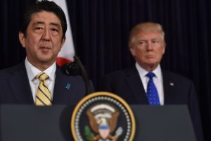 Trump is good listener, frank: Shinzo Abe