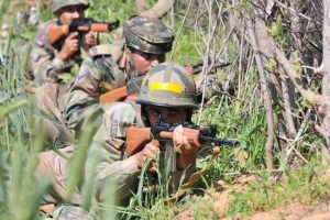 5 Jaish militants killed on LoC in Kashmir