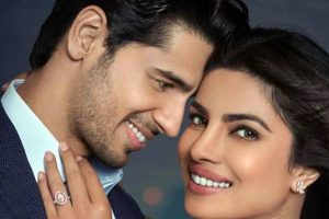 Sidharth proposes to Priyanka on Valentine's Day