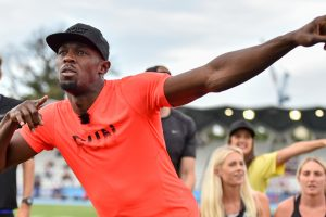 Michael Johnson prefers Jesse Owens to Usain Bolt